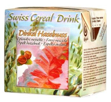 Bio Swiss Cereal-Drink Dinkel Haselnuss 0,5L